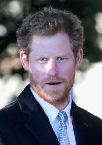 KING'S LYNN, ENGLAND - DECEMBER 25: Prince Harry leaves the Christmas Day service at Sandringham on December 25, 2013 in King's Lynn, England. (Photo by Chris Jackson/Getty Images)